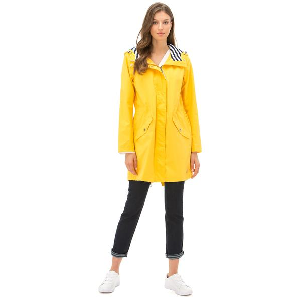 Nautica Kadın Sarı Yağmurluk