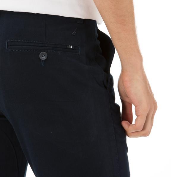 Nautica Erkek Slim Fit Lacivert Pantolon