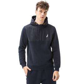 Nautica Erkek Kapüşonlu Lacivert Sweatshirt