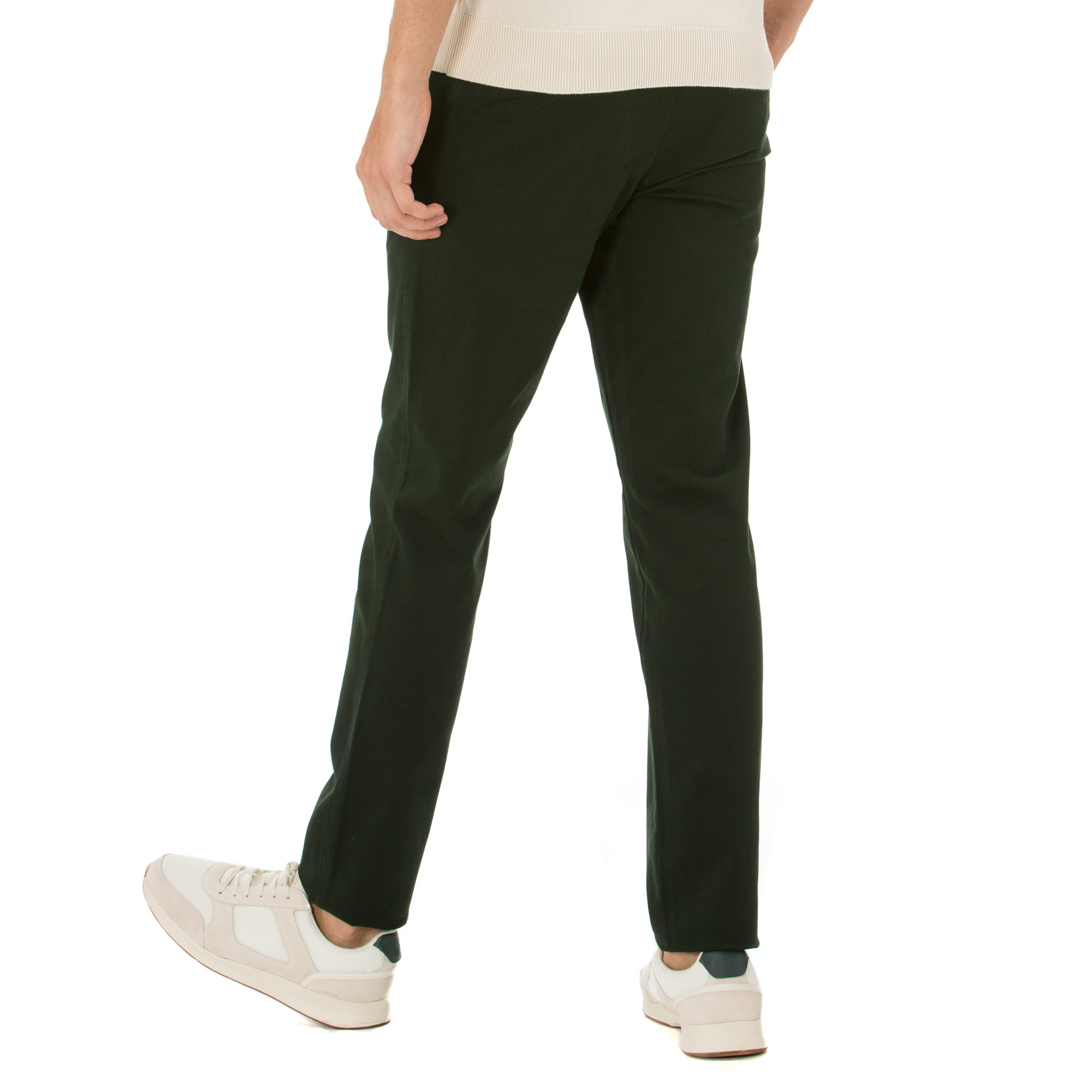 Nautica Erkek Slim Fit Yeşil Pantolon