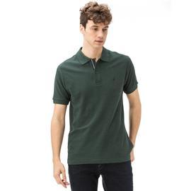 Nautica Erkek Yeşil Melanj Polo