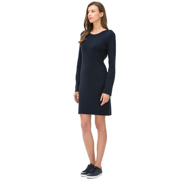 Nautica Kadın Classıc Fıt Lacivert Elbise