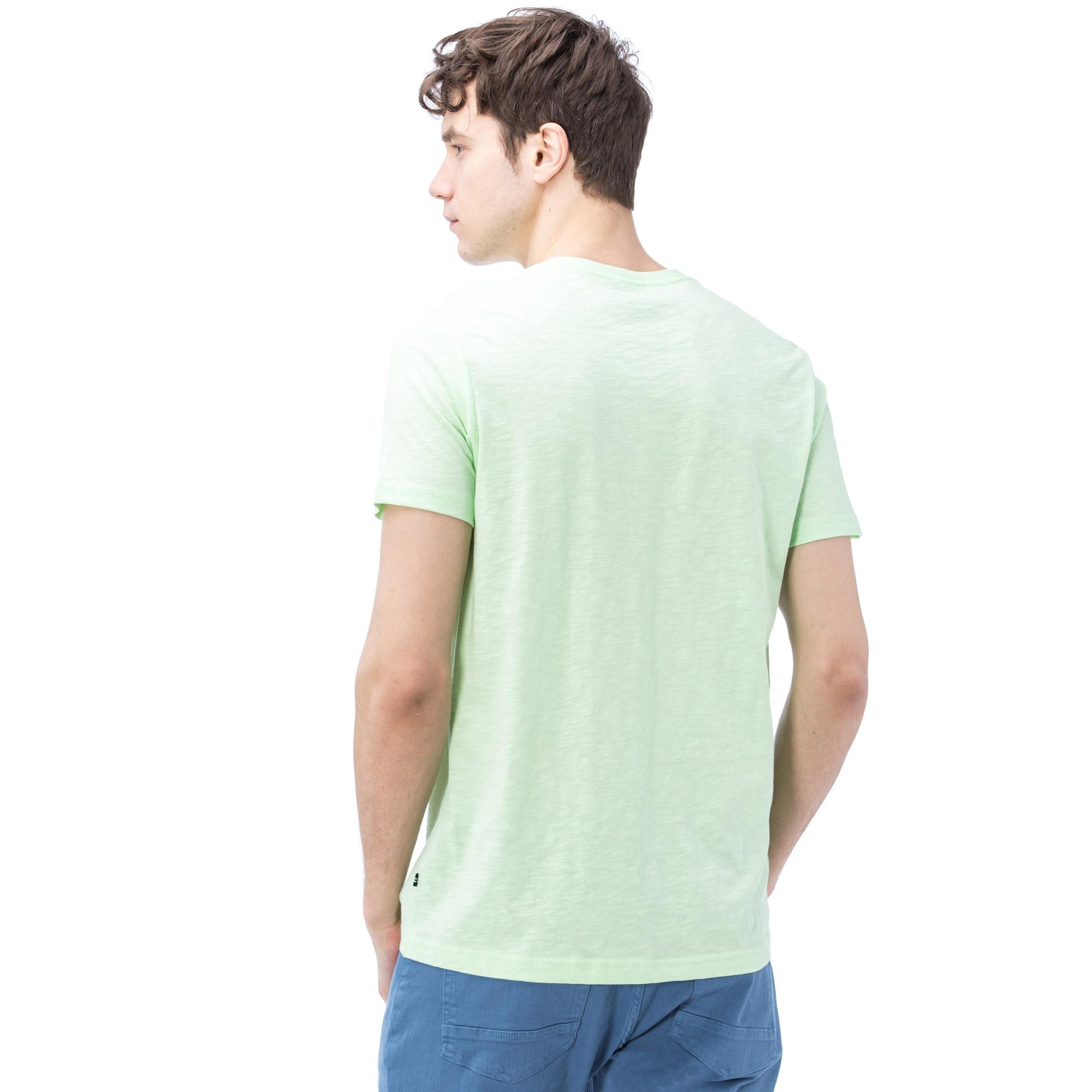 Nautica Erkek Yeşil Tshirt