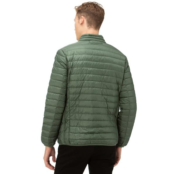 NAUTICA Erkek Yeşil Kaz Tüyü Mont