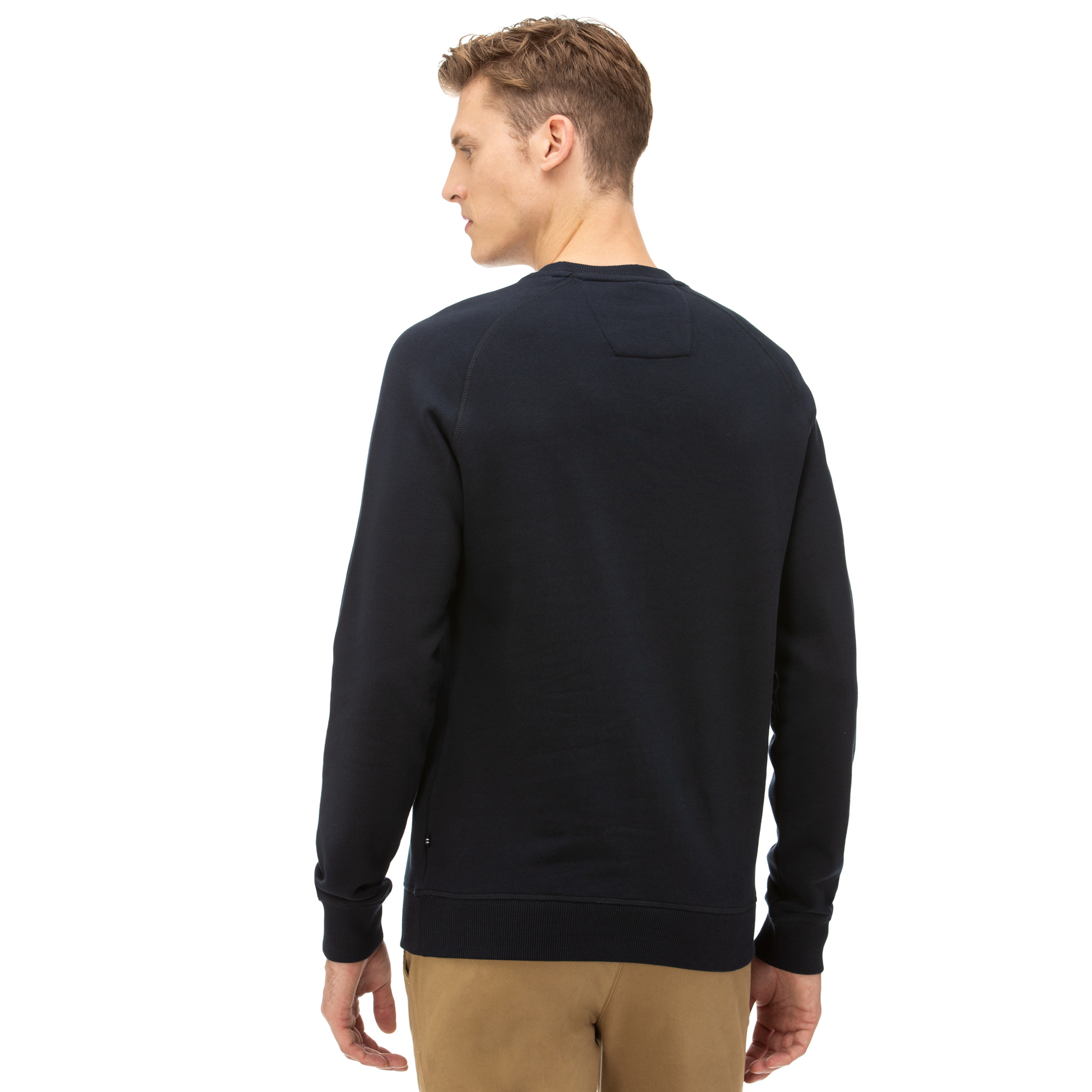 Nautica Erkek Bisiklet Yaka Lacivert Sweatshirt