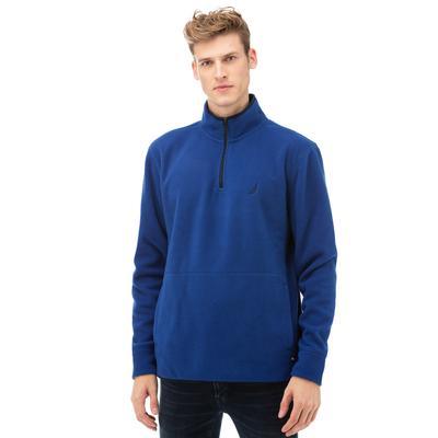 NAUTICA Erkek Mavi Sweatshirt