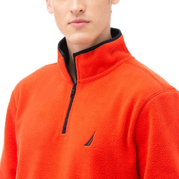 NAUTICA Erkek Turuncu Sweatshirt