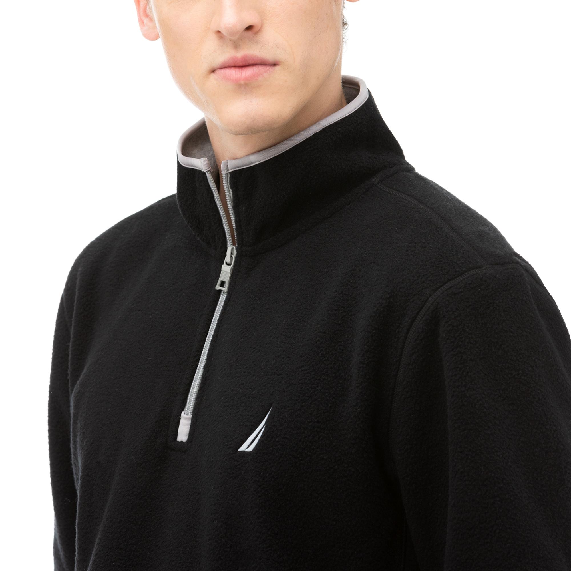 NAUTICA Erkek Siyah Sweatshirt