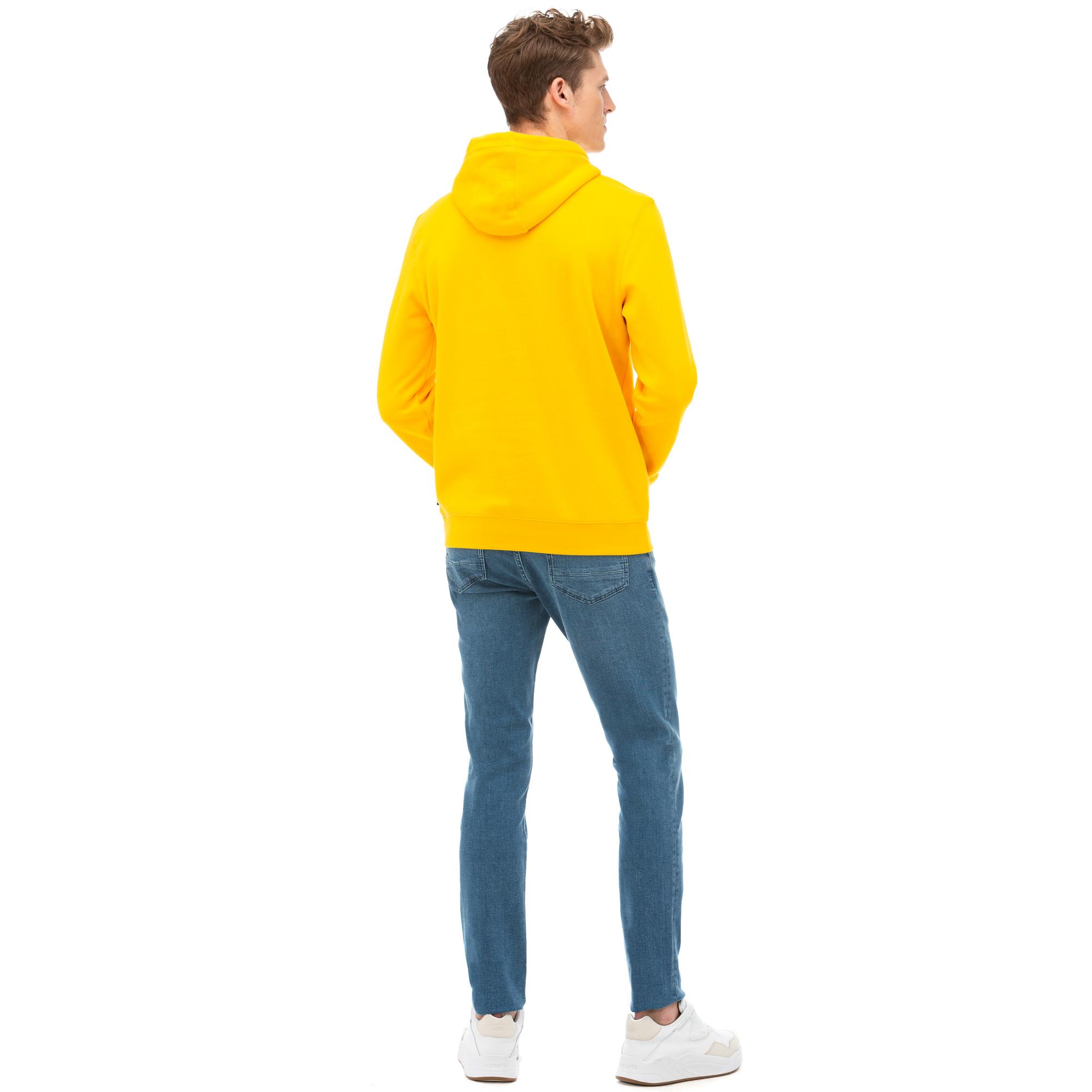 NAUTICA Erkek Mavi Slim Fit Denim Pantolon