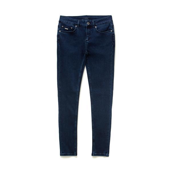 NAUTICA Kadın Mavi Slim Fit Denim Pantolon