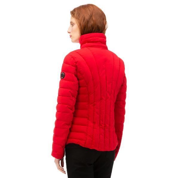 NAUTICA Kadın Kırmızı Mont