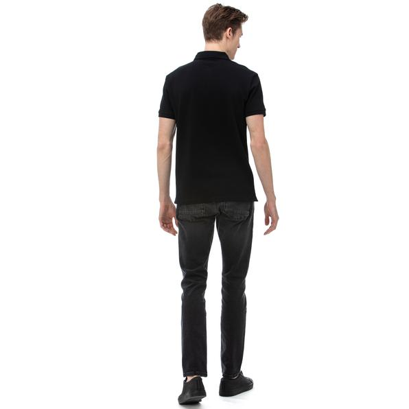 NAUTICA Erkek Slim Fit Antrasit Denim Pantolon