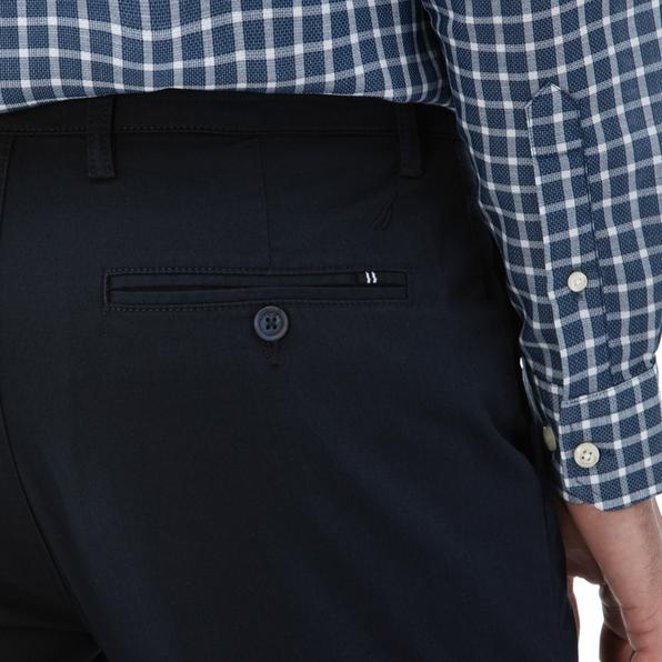 NAUTICA Erkek Slim Fit Lacivert Chino Pantolon