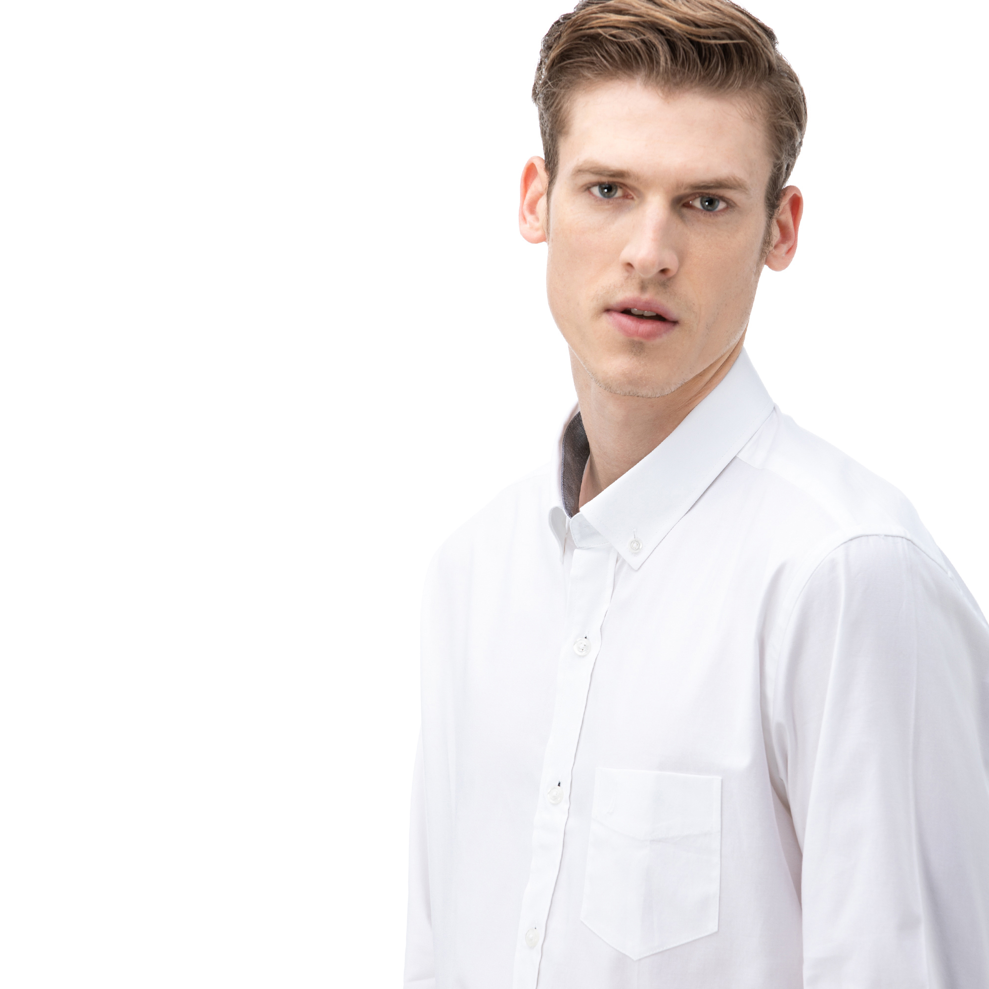 NAUTICA ERKEK CLASSIC FIT Beyaz GÖMLEK