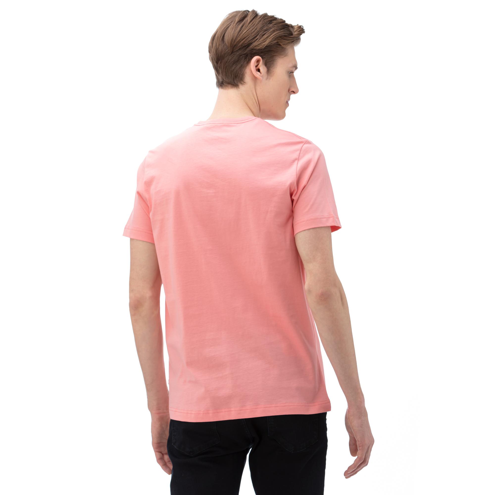 NAUTICA Erkek Pembe T-Shirt