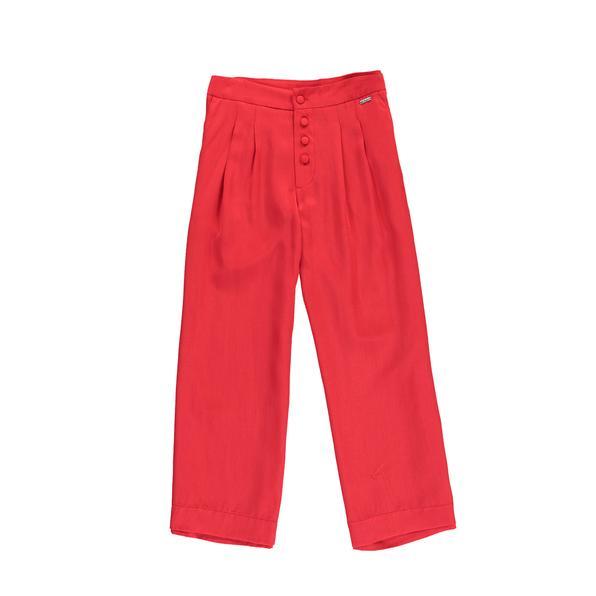 NAUTICA Kadın Kırmızı Pantolon
