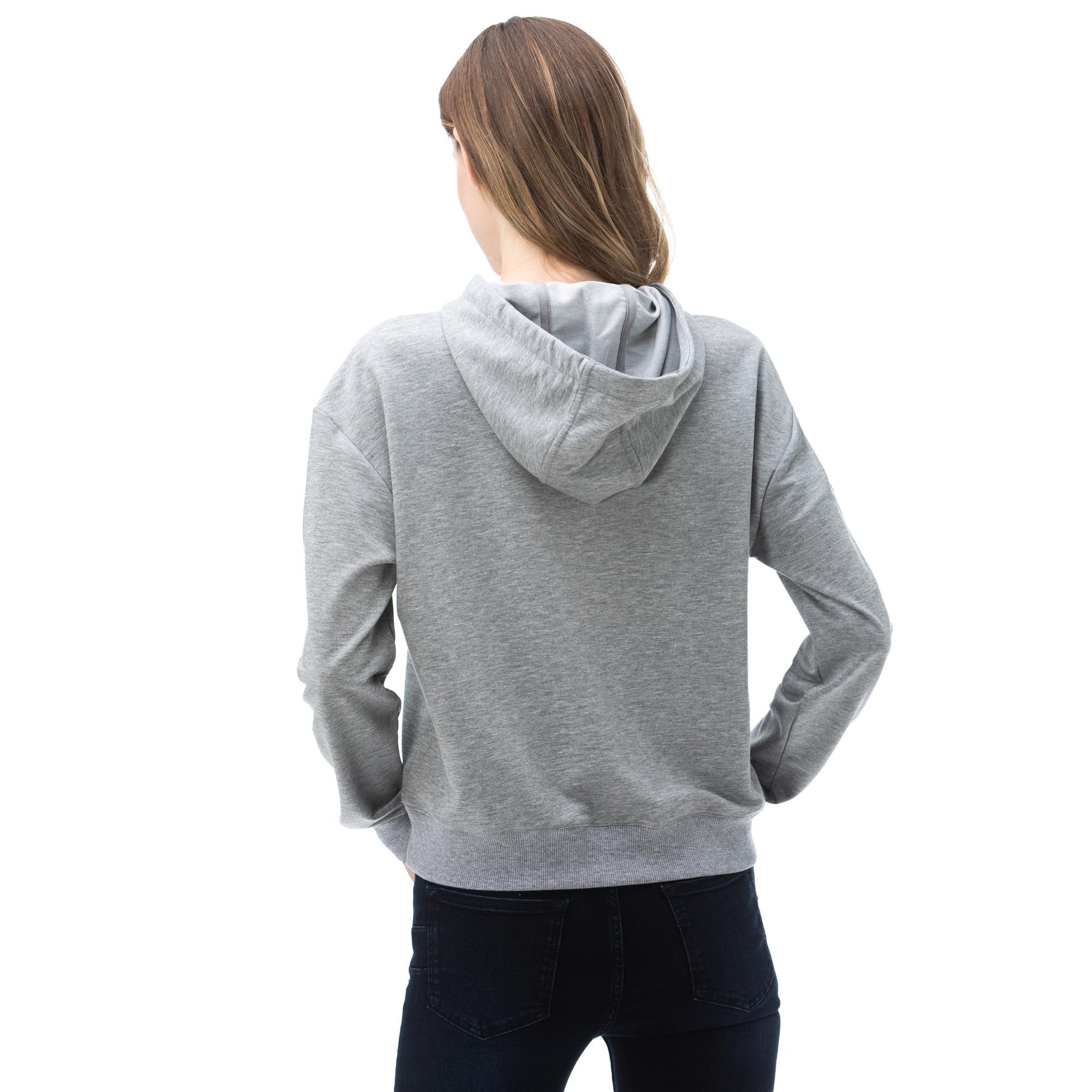 NAUTICA Kadın Gri Sweatshirt