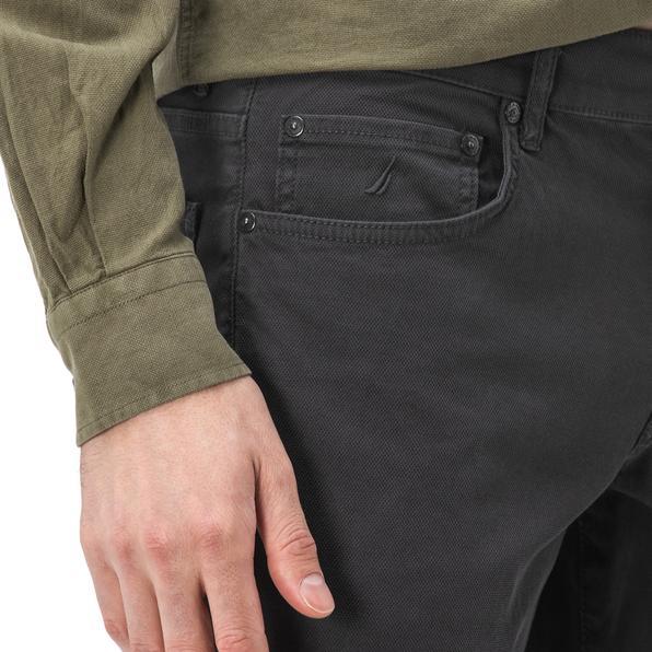 NAUTICA Erkek Slim Fit Antrasit Pantolon