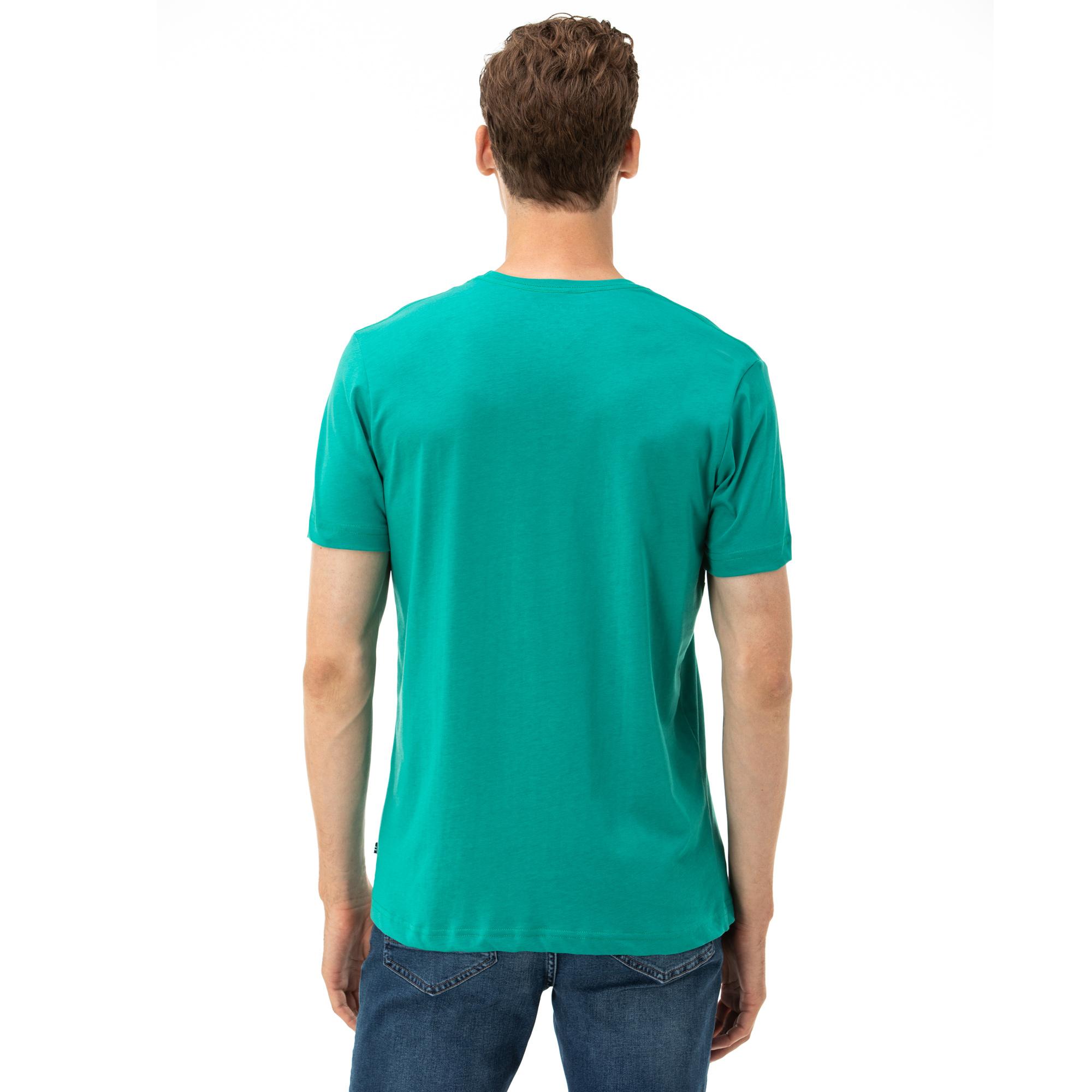 NAUTICA ERKEK Yeşil T-SHIRT