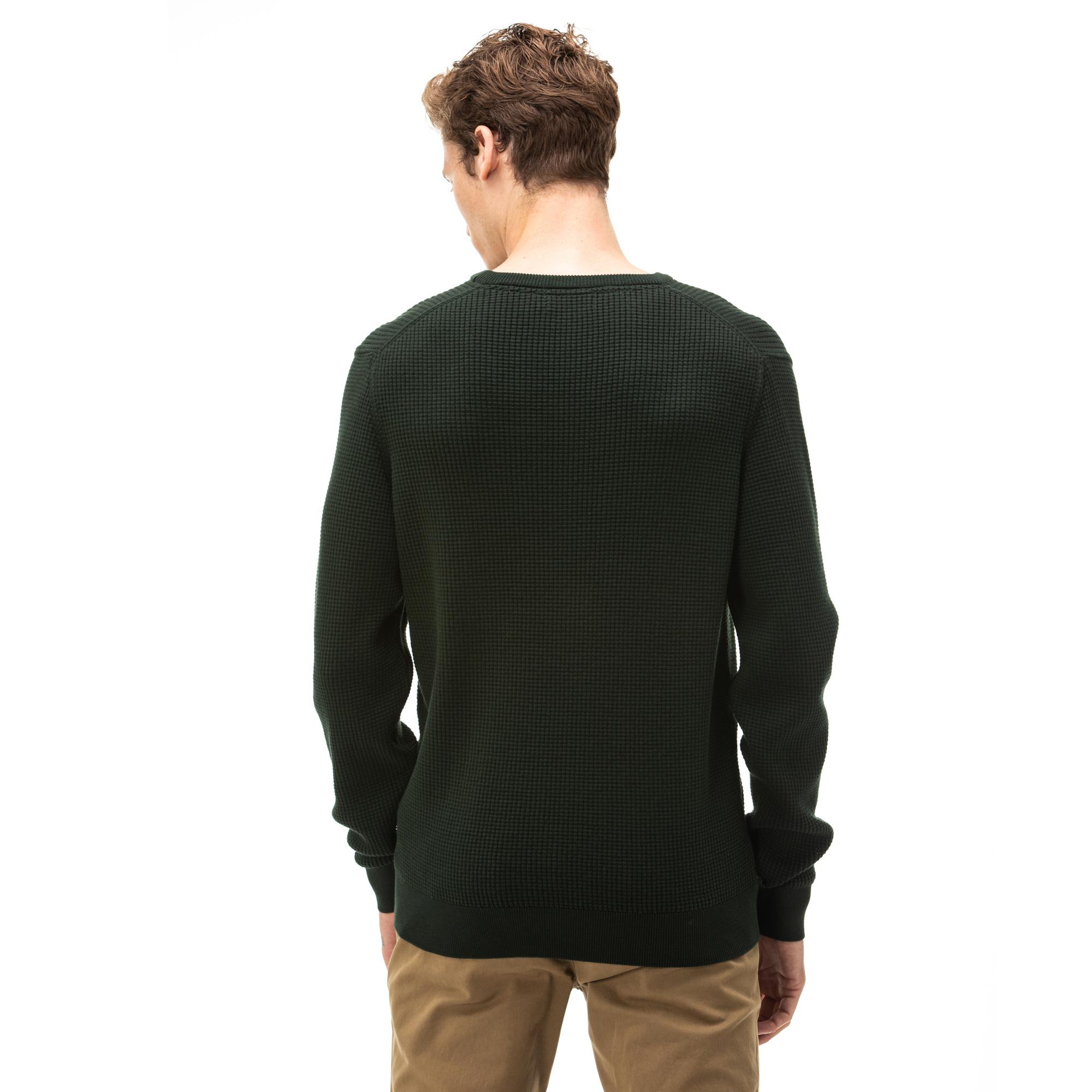 NAUTICA Erkek Yeşil Triko