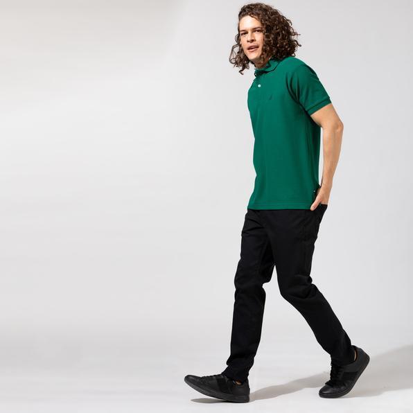 NAUTICA Erkek Slim Fit Siyah Pantolon