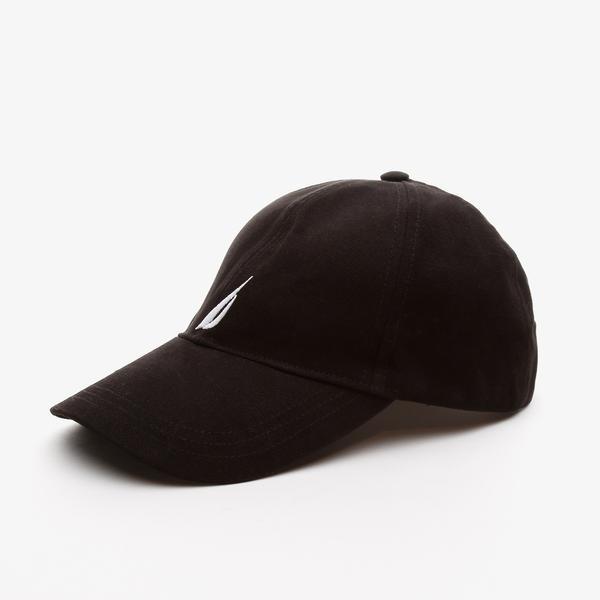 NAUTICA Erkek Siyah Şapka